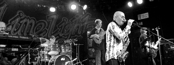 Climax Blues Band b&w