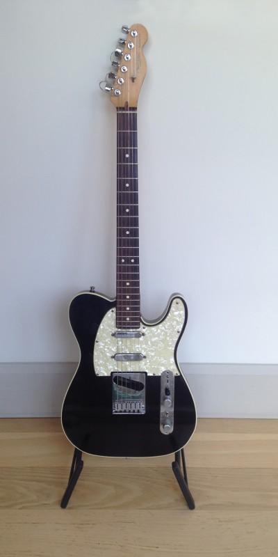 fender vintage guitar