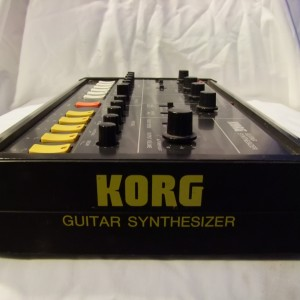 korg guitar synth