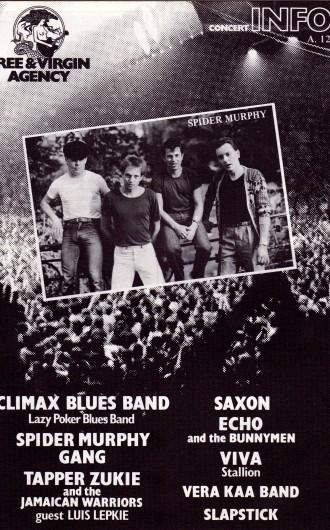 Concert Advert