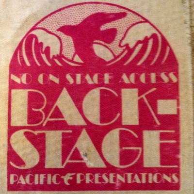 climax blues band-backstage pass-5