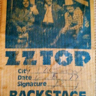 climax blues band-backstage pass-6