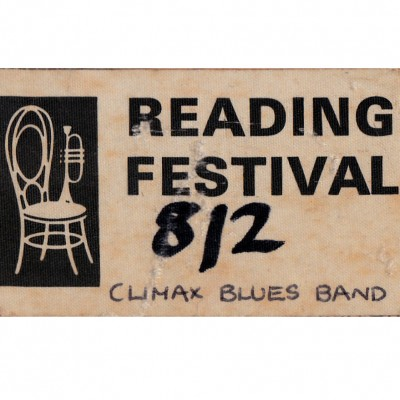 reading festival ticket