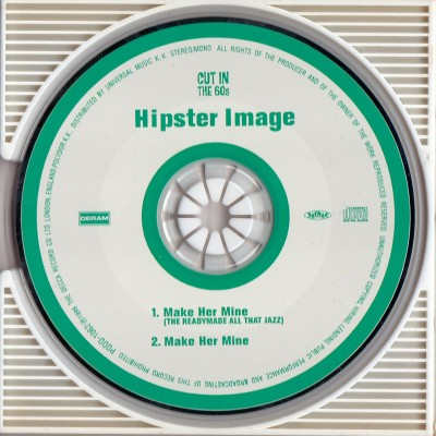 the hipster image cd